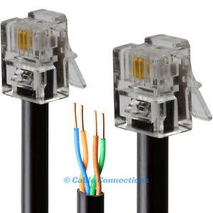 15m bt adsl infinity fibre optic rj11 to broadband modem extension image is loading 15m bt adsl infinity fibre optic rj11 to cheapraybanclubmaster Images
