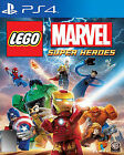 LEGO Marvel Super Heroes (Sony PlayStation 4, 2013)