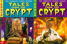 TALES FROM THE CRYPT - THE COMPLETE SEASONS 1 & 2 NEW DVD