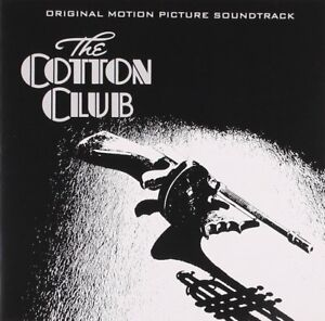 COTTON CLUB OST CD SOUNDTRACK NEW