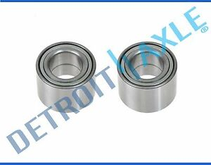 pair 2 new rear wheel hub bearing set 2001 2008 ford. Black Bedroom Furniture Sets. Home Design Ideas
