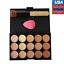 USA-15-Colors-Concealer-Palette-Makeup-Set-With-Brush-Sponge-Face-Contour-Cream thumbnail 1