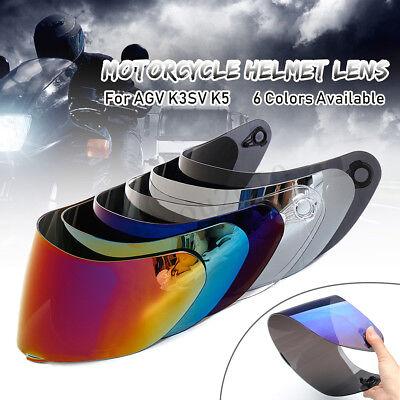 700C Fit For AGV K1 K3SV K5 Motorcycle Wind Shield Helmet Lens Visor Full Face