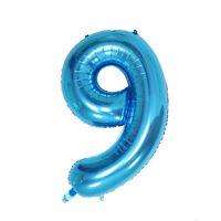 "32""/40"" Mylar Foil Balloon Letter Number Birthday Wedding Party Festival Decors"