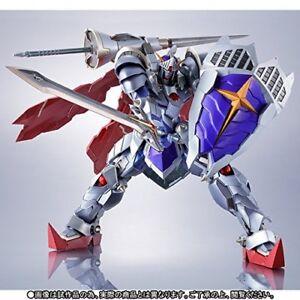 Figure New Premium Bandai METAL ROBOT SPIRITS Knight Gundam Real Type Ver