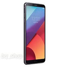 "LG G6 H870 Dual Sim 64GB Black 5.7"" Quad-core 13MP 4GB Ram Android Phone ByFedEx"