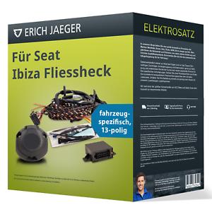 EBA Elektrosatz 13-pol spezifisch für SEAT Ibiza Fliessheck 05.2017-jetzt inkl