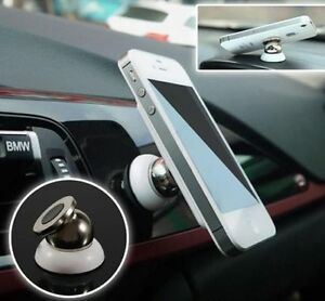 Universel-Magnetique-360-Degre-Telephone-Mobile-Voiture-Dash-Holder-Stand-Mount-UK-Vendeur