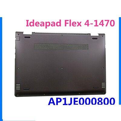 new LENOVO ideapad FLEX 4-1480 1470 BOTTOM BASE COVER 5CB0L45970 AP1JE000800