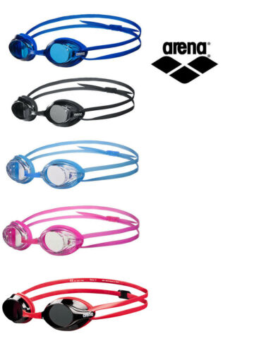Arena Schwimmbrille DRIVE 3 1E035 Schutzbrille Schwimmen Brille 5 Farbe