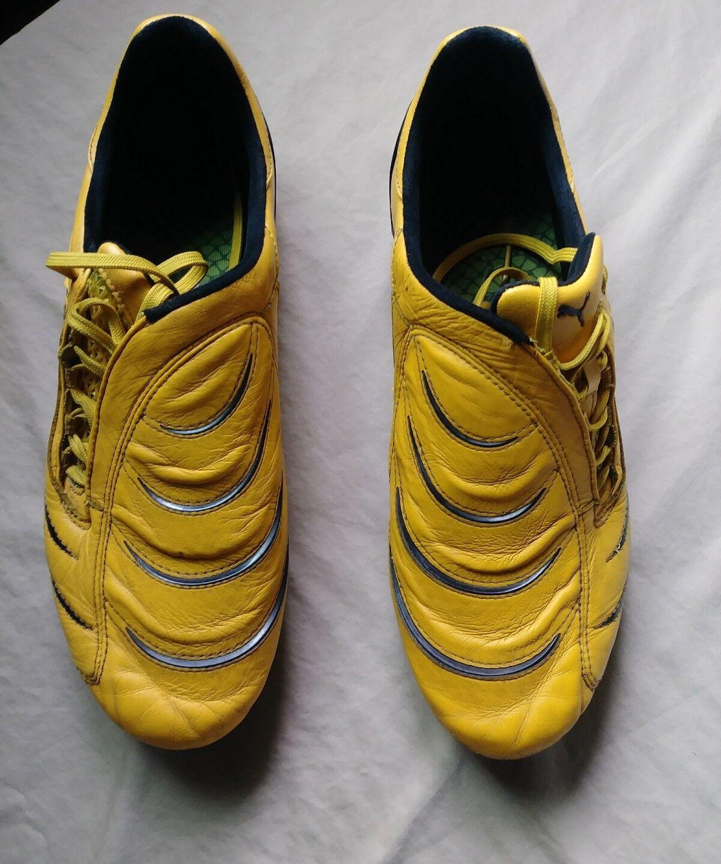 Rare Puma PowerCat 1.10 FG Mens Soccer Cleats Size 11.5