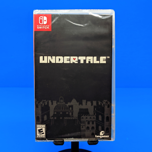 UNDERTALE-Nintendo-Switch-Physical-Video-Game-Brand-New-Sealed-Story-Booklet