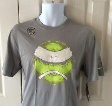 "Nike 'ANGRY BALL"" Dri-FIT Men's Tennis T-Shirt.."