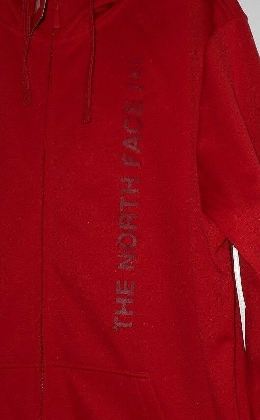 The North Face M Surgent Full Pompeian Zip Hoodie Urban Navy or Pompeian Full rosso  Size XL NWT 9f2fa7
