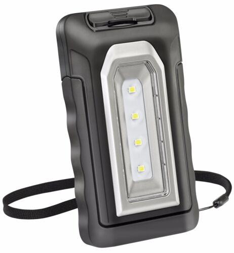 LAMPADA TORCIA LED KB220 RICARICABILE ZETEK ZECA KB 220 MAGNETICA PORTATILE