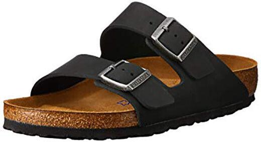 Strap Cork Soft Footbed Sandal