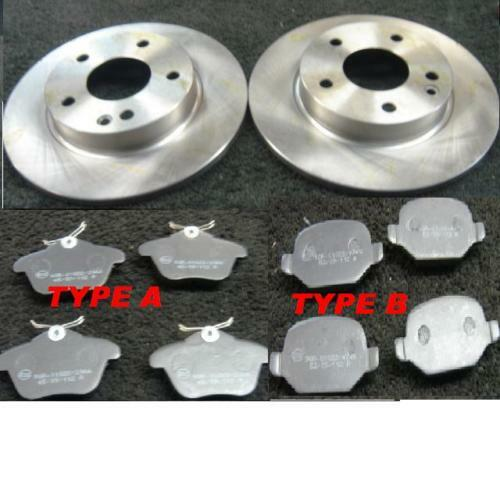 ALFA ROMEO 156 1,8 1,9 2,0 2,4 JTD disques de freins plaquettes RR