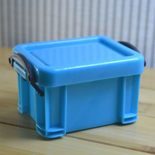 Affordable Plastic Box Case Storage Container Organizer With Lid Mini Home Case