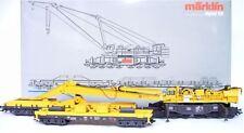 Märklin H0 49950 Kranwagen Goliath digital Neuzustand Originalverpackung