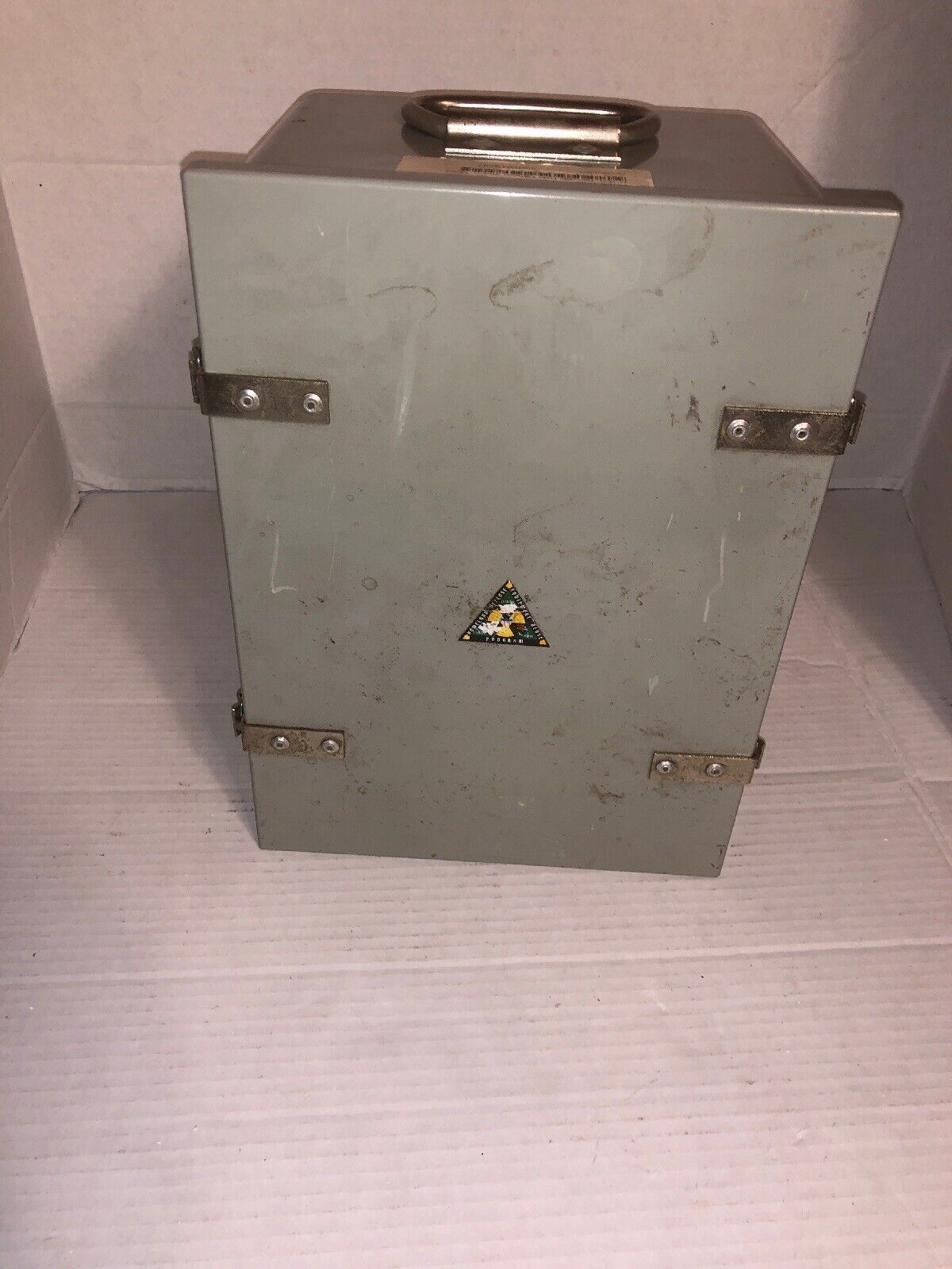 s l1600 - HDER G-01 Radiation Detector Geiger Counter with Beta Gamma Probes Case Untested