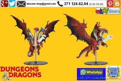 D&D Icons of the Realms - Tiamat Premium Miniature Drago GDR  Dungeons&Dragons