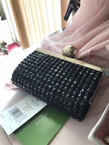 Spade Kate Jeweled Black Black Spade Kate Jeweled Kate Clutch225 Black Jeweled Clutch225 Spade fgyvY76b