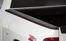 97111 Husky Liner Quad Bed Rail Caps 2007-2013 Chevrolet Silverado 1500 5.8' Bed