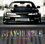Stay-Humble-JDM-japanese-oil-slick-vinyl-graphics-decal-windshield-sticker miniature 4