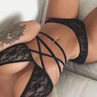 Sexy Women's Lingerie Nightwear Underwear Babydoll Sleepwear Lace G-string Dress
