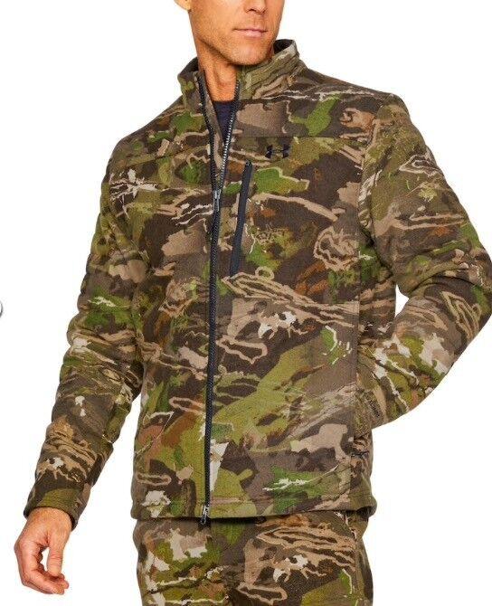 Under Armour Herren Herren Herren Stealth Extreme Wolle Camo Jacke - L 0acbbd