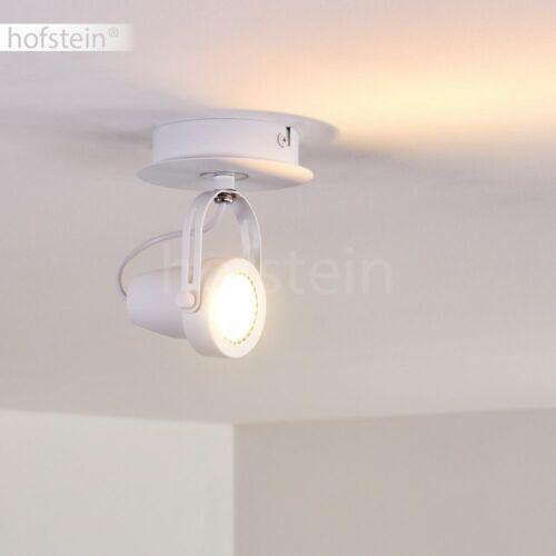 Flur Dielen Strahler Weiß Decken Lampen verstellbare Wohn Schlaf Zimmer Leuchten