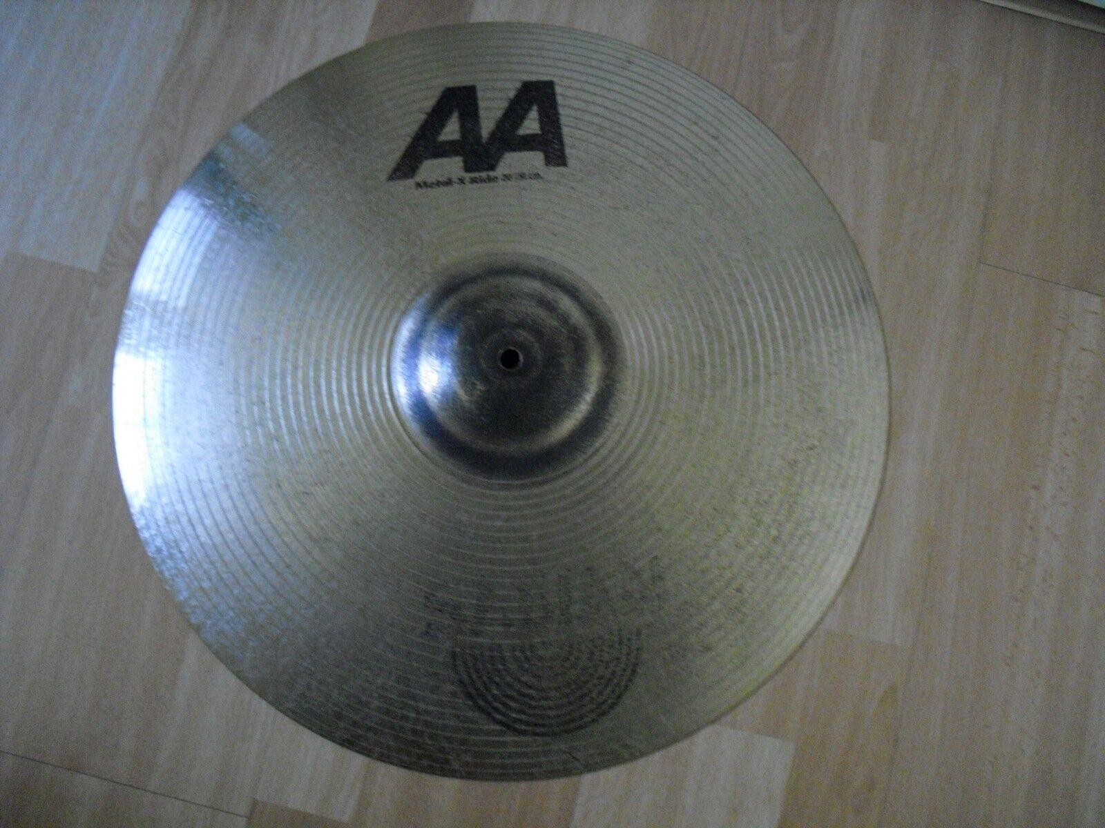 20  Sabian AA Metal X Ride Cymbal Metal-X 3050g