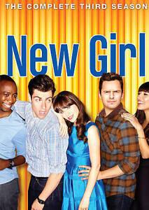 New-Girl-Season-3-dvd-set-New-Free-shipping