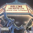 The Boxed Life [PA] by Henry Rollins (CD, Jan-1993, 2 Discs, Imago)