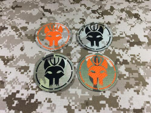 Warrior Dummy IR SEAL Team Morale Patch WR-PTST-MC Multicam