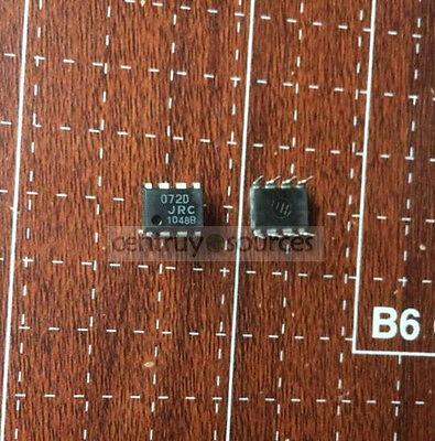 15PCS NEW NJM072D JRC072D 072D JRC DIP-8 ntegrated Circuit