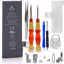 HSRpro Ersatzakku für Original iPhone 5 Akku Batterie Battery Werkzeug Schrauben