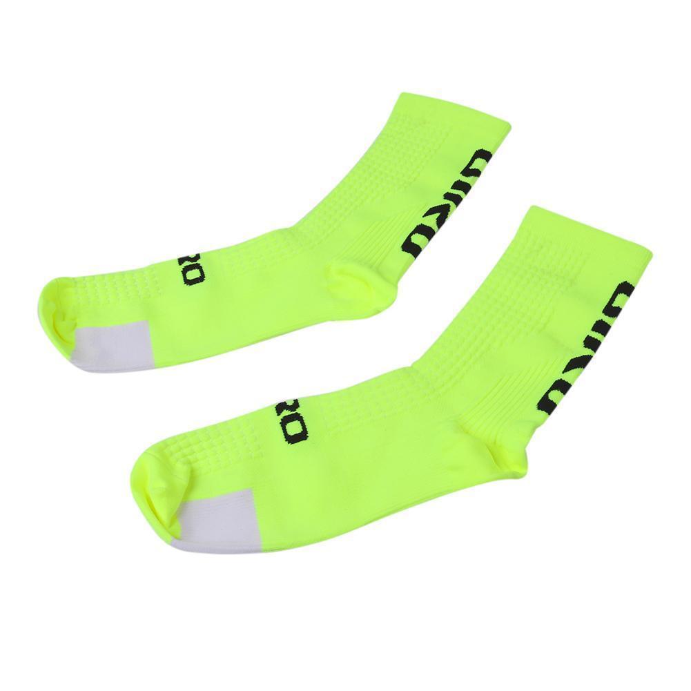 Men Women Breathable Cycling Socks Road Mountain Bike Hiking