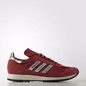 Adidas New York Shoes BB1189 Red TopDeals