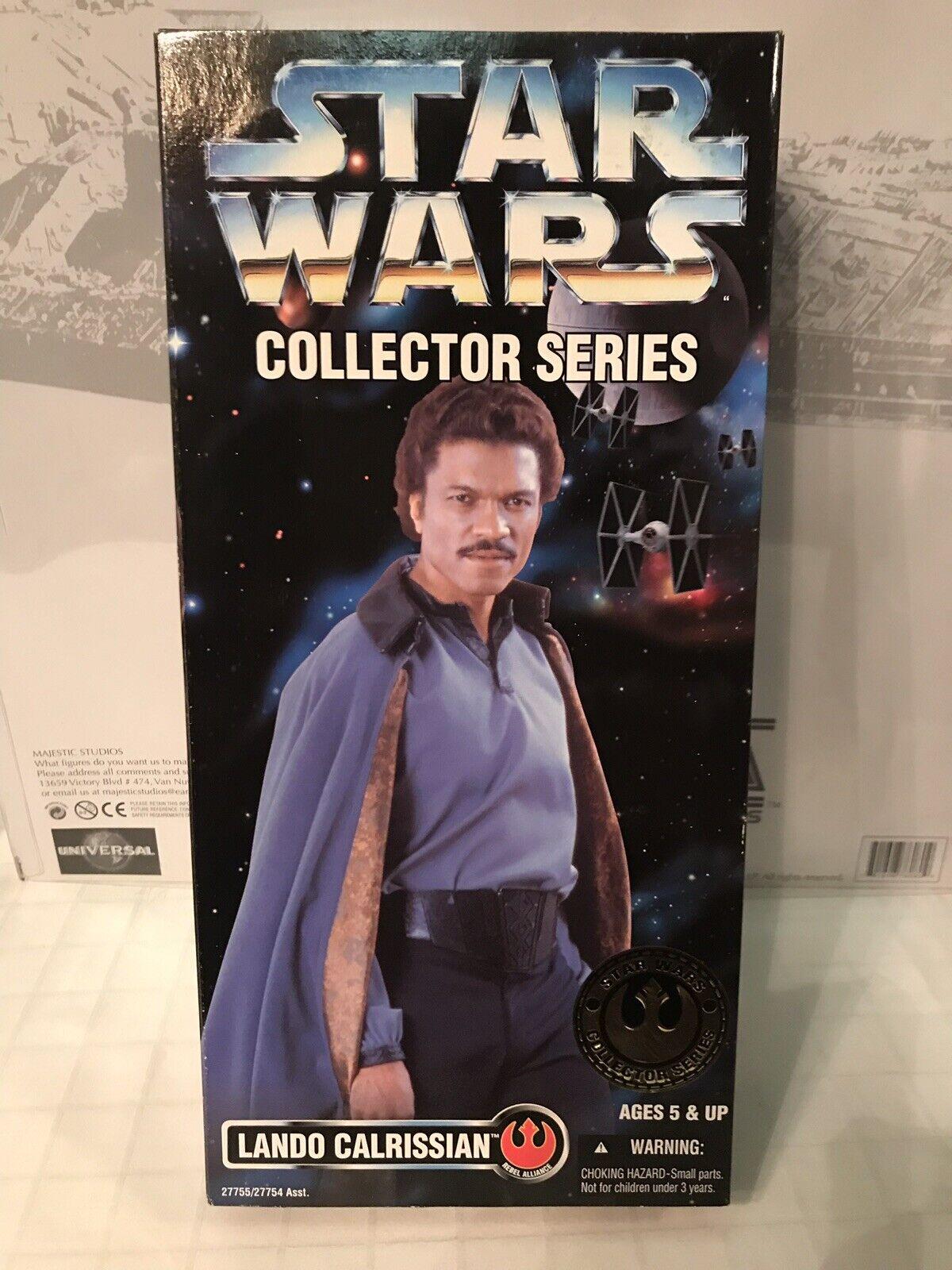 """Star Wars Collector Series Lamdo Calrissian 12"""""""