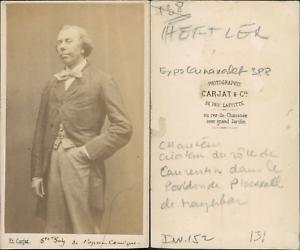 Carjat Saint Foy De L 039 Opera Comique