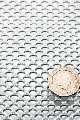 10 x Galvanised mesh offcuts- min length one side 12 - ideal for varroa floors