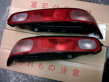 NEW HONDA INTEGRA TYPE R DC2 UKDM REAR TAILLIGHTS TAILLAMPS SET CLEAR BLINKERS