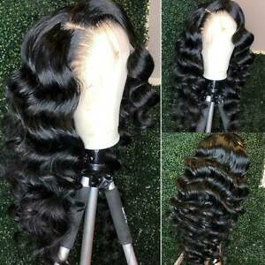 Loose-Body-Wave-Lace-Front-Wig-100-Malaysian-Virgin-Human-Hair-Wig-Unprocessed