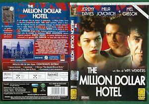 THE-MILLION-DOLLAR-HOTEL-2000-un-film-di-Wim-Wenders-DVD-USATO-MEDUSA