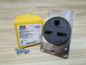 Hubbell HBL9330 Receptacle