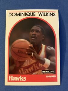 DOMINQUE-WILKINS-1989-90-Hoops-130-PACK-FRESH-Atlanta-Hawks-HOF