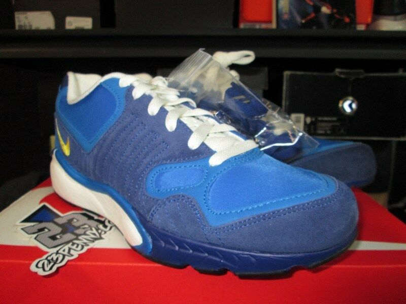 SALE NIKE AIR ZOOM TALARIA 16 844695 SOAR BLUE VIVID SULFUR 844695 16 401 SZ 8-13 NEW LAB 5f4185