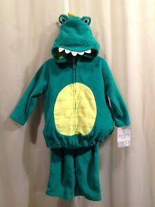 c9ebcd8d1 NEW Carters Baby Girl or Boy 12 Months Dragon Costume Halloween Warm ...