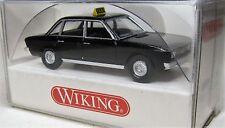 Wiking 1:87 VW K 70 OVP 0800 07 Taxi schwarz